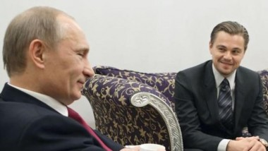 DiCaprio sarà Putin in un film
