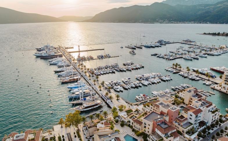 Porto Montenegro: al via la seconda edizione del Myba Pop-Up Superyacht Show [Immagini]
