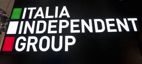 Italia Independent rende omaggio al  60° anniversario di FIAT 500