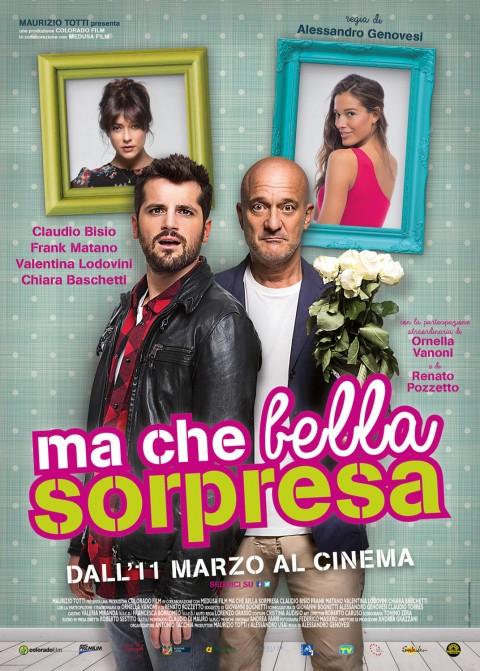 """Recensione """"Ma che bella sorpresa"""" con Claudio Bisio e Frank Matano"""