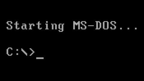 MS-DOS approda su Windows Phone