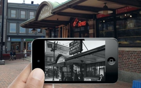 Pivot la nuova app che ti permette di viaggiare nel tempo!