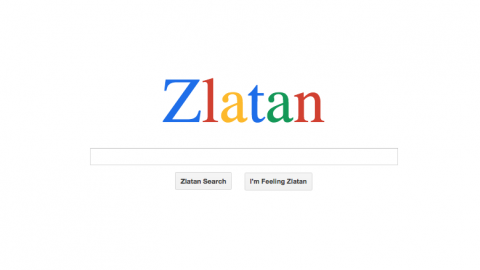 Zlatan come Google, ecco il motore di ricerca su Ibra