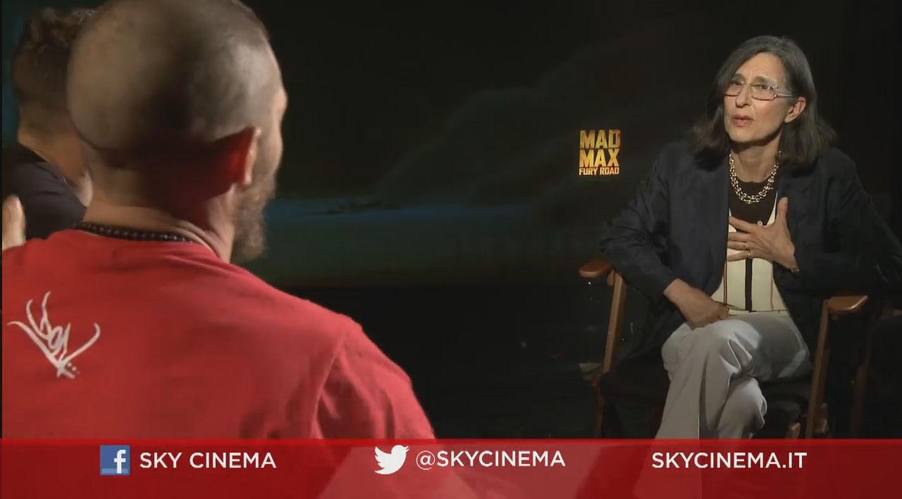 la clamorosa figuraccia della giornalista di sky con tom