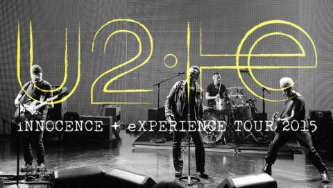 U2 il tour inizia col botto, The Edge cade dal palco [video]