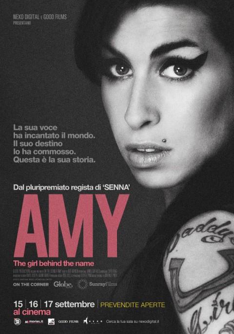 AMY: il docu-film in arrivo a settembre – Tutte le info