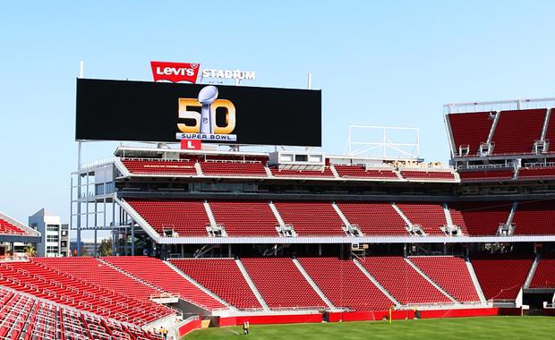 Levi's Stadium Superbowl