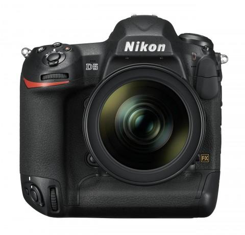 Nikon presenta le nuove fotocamere D500 e D5 al CES 2016