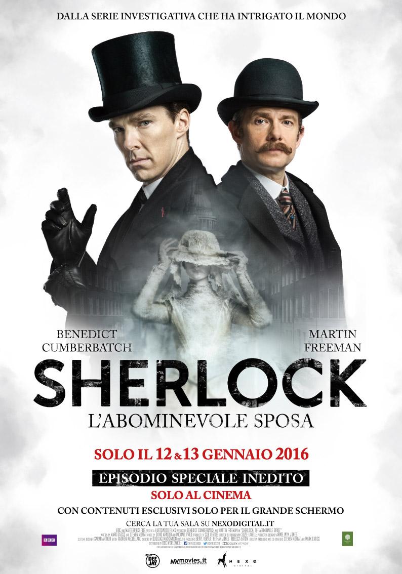 sherlock-locandina-poster-abominevole-sposa-londra-episodio-cinema-nexo-digital