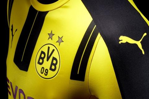PUMA: ecco il nuovo Home kit del Borussia Dortmund 2016/2017