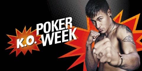Il video di Neymar JR. per Knockout Poker di PokerStars [VIDEO]