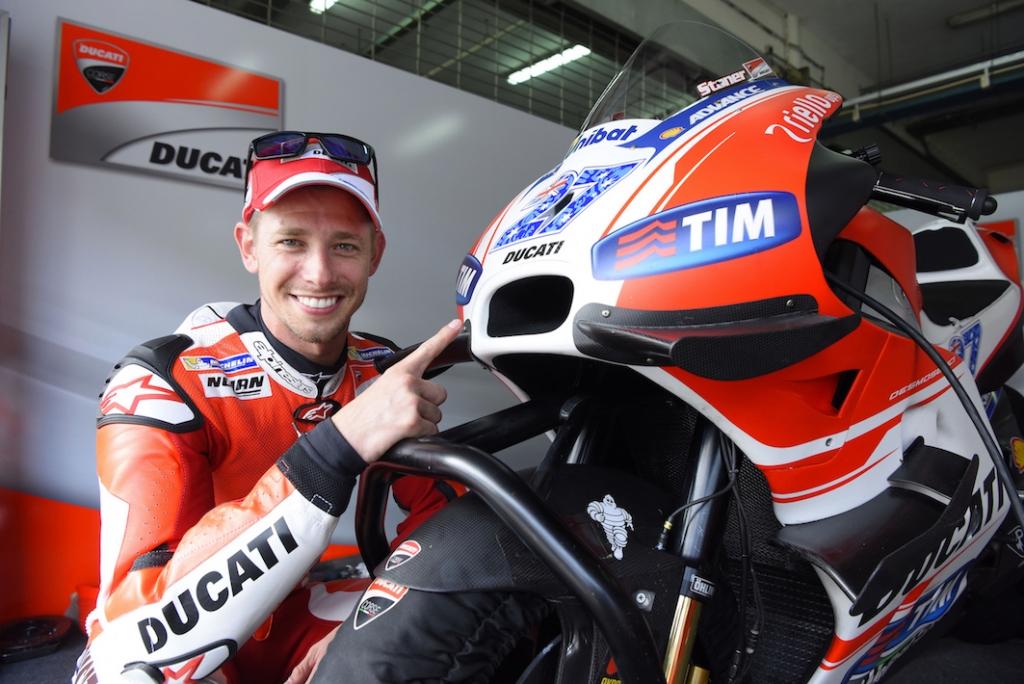 World Ducati Week _ Casey Stoner