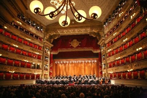 Concerto straordinario in collaborazione con Teatro alla Scala