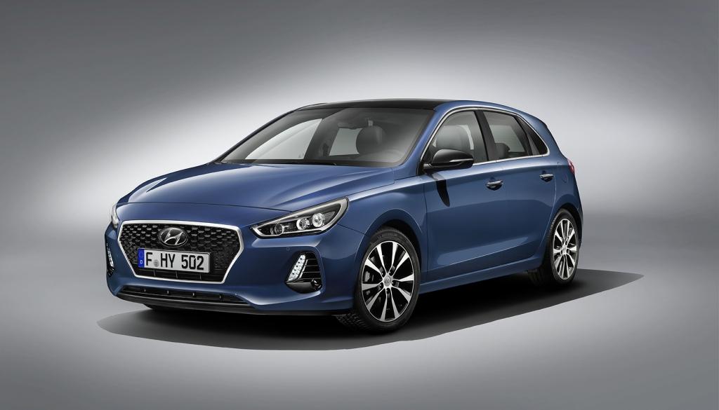 New Generation Hyundai i30 (1)