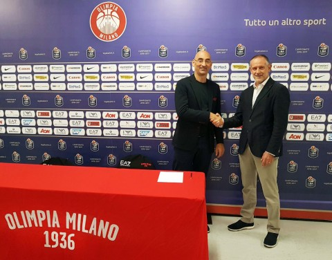 Hankook Tire Italia diventa Official Partner di EA7 Olimpia Milano