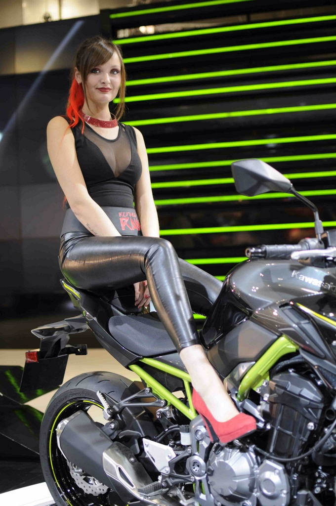03 eicma 2016 donald trump rho fiera milano moto for Fiera milano 2016