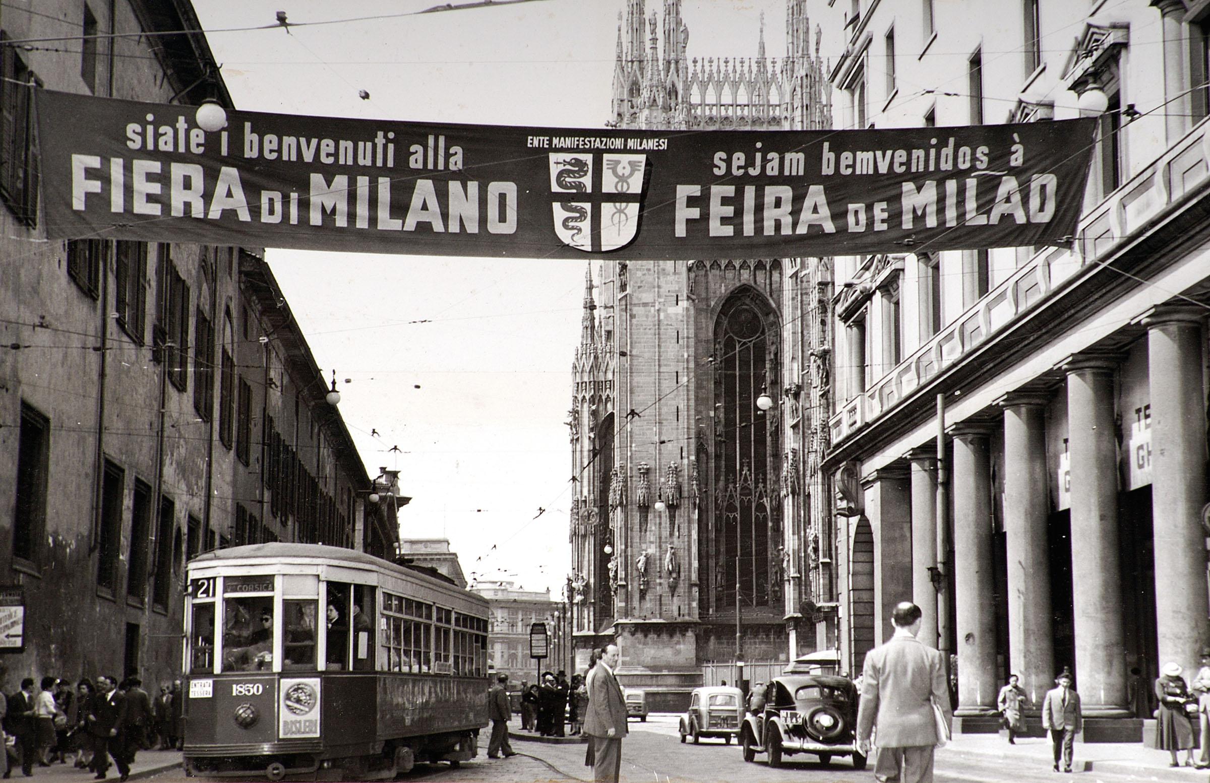 Mostre milano storia di una rinascita 1943 1953 dai - Prossime mostre milano ...