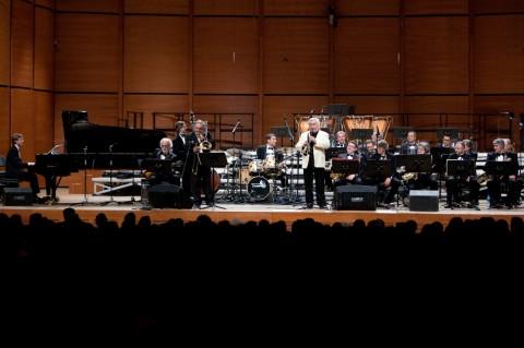 Sabato 10 Dicembre il Concerto Natalizio Big Band Jazz di Paolo Tomelleri