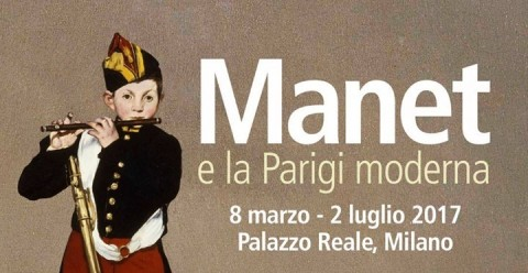 A Milano in mostra i capolavori di Manet