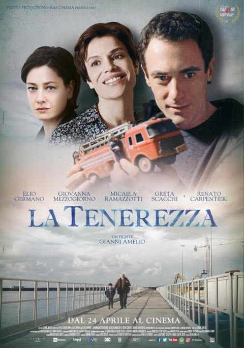 LA TENEREZZA IL NUOVO FILM DI GIANNI AMELIO AL CINEMA [TRAILER]