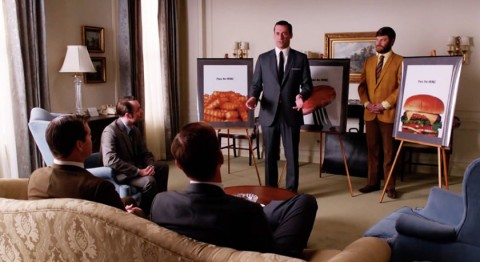 Mad Men: Heinz approva la campagna di Don Draper  [VIDEO]