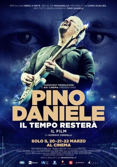 """""""Pino Daniele il Tempo Resterà"""" il film al cinema dal 20 al 22 marzo [TRAILER]"""