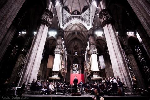 In Duomo a Milano la passione secondo Matteo di Bach