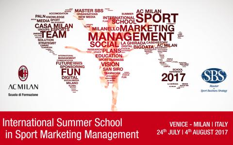 AC Milan lancia la prima International Summer School in Sport Marketing Management