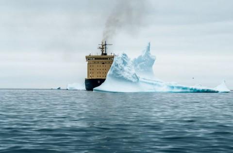 Arctic Sea Level la mostra di Brahmino alla Leica Galerie di Milano